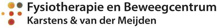 Logo Fysiotherapie en Beweegcentrum Karstens & van der Meijden
