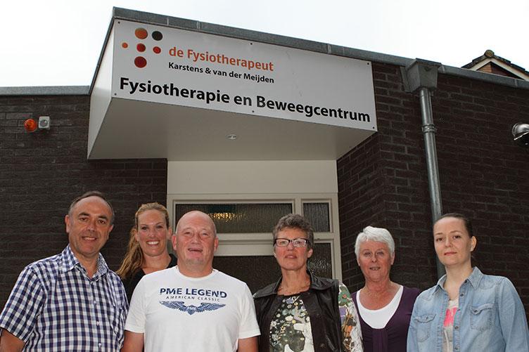 Team fysiotherapie en beweegcentrum Maartensdijk